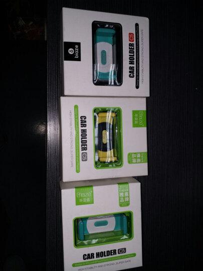 BIAZE C5 黑色+黄色 夹式多功能手机支架适用于车载/书桌/汽车空调出风口支架 适用于苹果手机/三星/小米/华为/魅族 晒单图