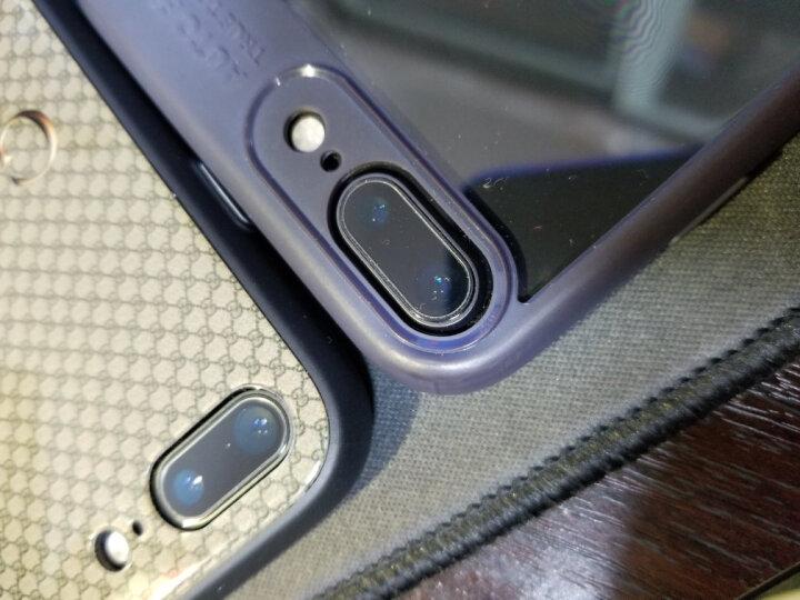 邦克仕(Benks)苹果iPhone8 Plus/7 Plus镜头钢化膜 苹果8P/7P手机摄像头钢化膜 8P/7P高清镜头膜 防刮高清 晒单图
