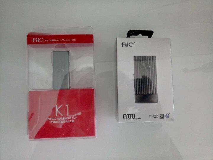 飞傲(FiiO) K1 便携HiFi耳放外置电脑解码声卡 晒单图