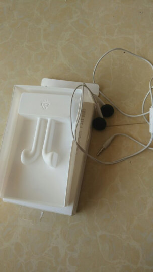 【vivo官方原装】耳机正品手机耳塞X21X20X7X9X6 plus vivoy67 y66 z1 灰白色 带话筒重低音 晒单图