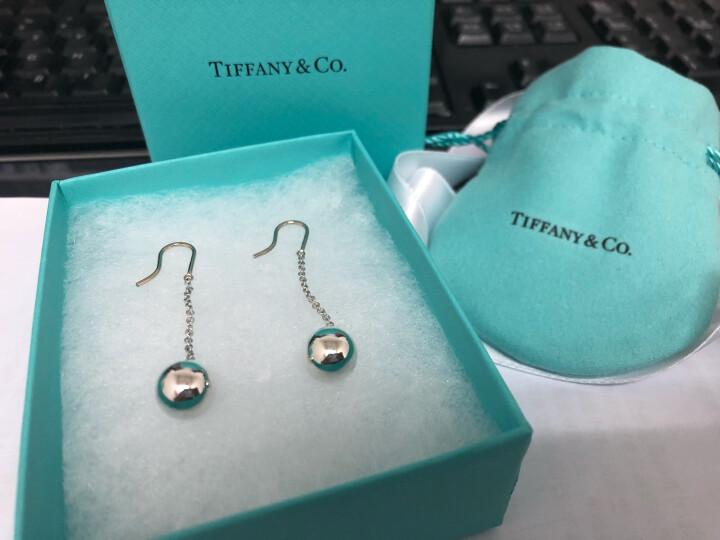Tiffany&co蒂芙尼HardWear系列女士潮流球形钩式耳环预售 晒单图