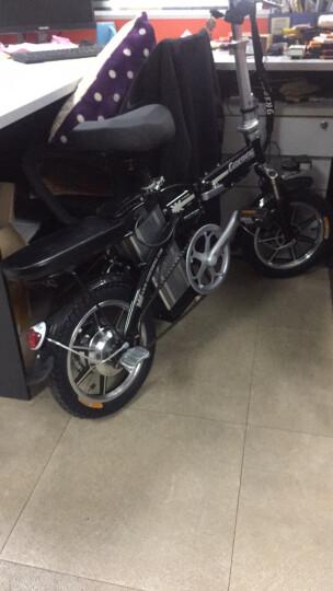 哥得圣(GEDESHENG) 电动自行车代驾电动电瓶自行迷你可折叠锂电池车助力电动滑板车 130-150公里48V留言颜色再付款升级版 晒单图