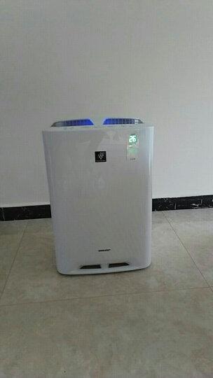 夏普(SHARP) 空气净化器 KC-Z380SW1 除雾霾PM2.5除甲醛加强型(KC-Z380SW升级版)净离子群杀菌加湿(备案型号:KJ400F-SWZ/W) 晒单图