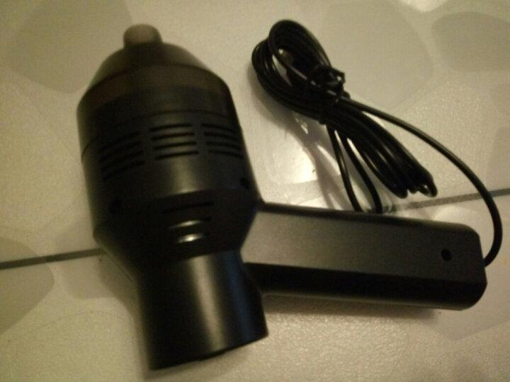 门扉 usb手持吸尘器 微型迷你随身便携家用电脑键盘桌面床单被罩灰尘清洁工具 如图 晒单图