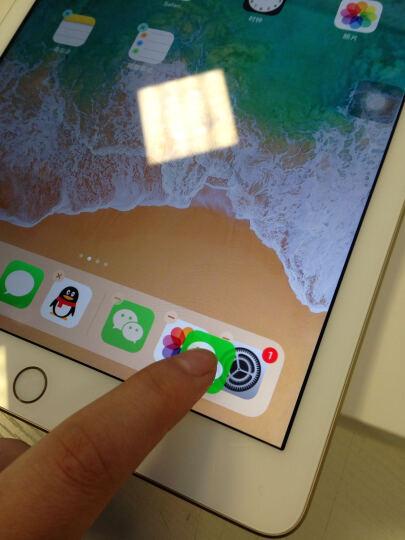 Apple iPad 平板电脑2017款9.7英寸(128G WLAN版/A9 芯片/Retina显示屏/Touch ID技术 MP2J2CH/A)银色 晒单图
