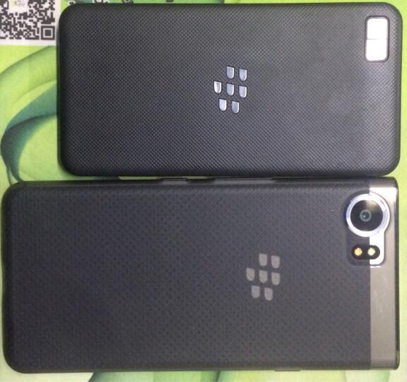 黑莓(BlackBerry)KEYone 软胶保护壳 晒单图