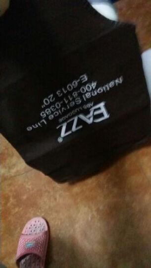 【钻石镜面 拒绝庸俗】EAZZ拉杆箱万向轮行李箱 男女士登机箱20/24/28英寸旅行箱 白色丨亮镜面 20英寸丨登机箱 晒单图