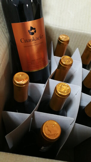 中澳凯富特洛诺澳洲原瓶进口酒庄 干红葡萄酒 西拉赤霞珠葡萄红酒 西拉/赤霞珠 | 星牌6瓶装 晒单图