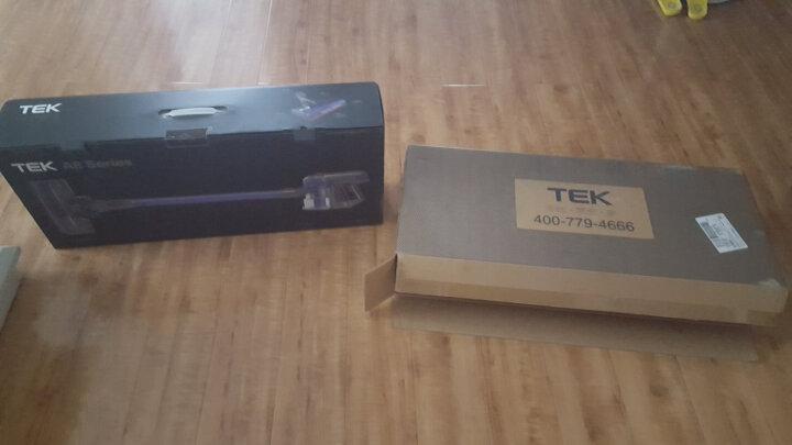 泰怡凯(TEK)吸尘器 家用小型无线手持吸尘器 A8 Pro 晒单图