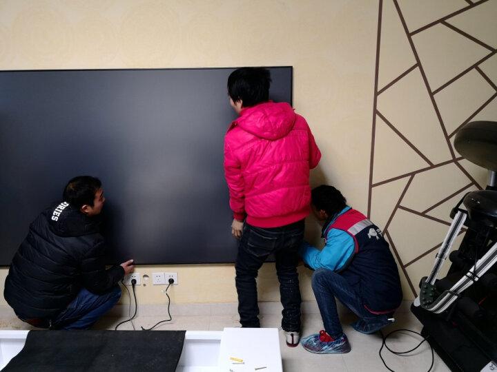 极米(XGIMI)A1 100英寸激光电视投影仪 投影机家用(1080P全高清 3000ANSI流明 含100英寸抗光幕布) 晒单图