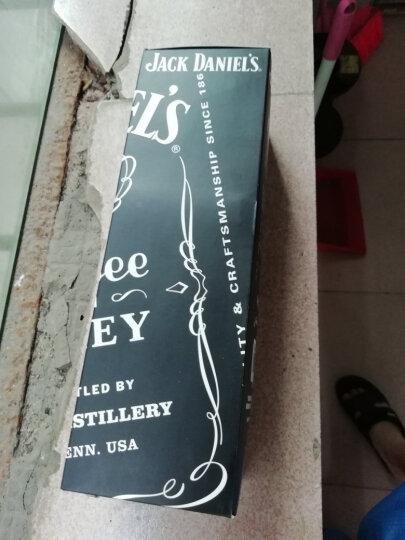杰克丹尼(Jack Daniel's)洋酒 美国田纳西州 威士忌 进口洋酒 700ml(纸盒装) 晒单图