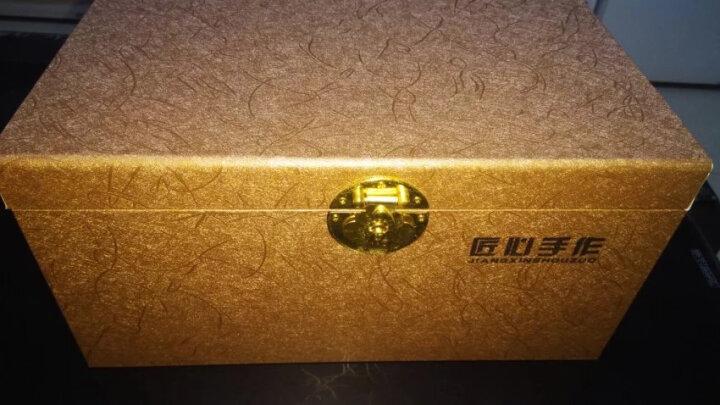 立远 茶叶 红茶 金骏眉茶叶礼盒 武夷山金骏眉红茶礼盒 正山小种礼盒 年货礼盒 陶瓷罐125g*2罐 晒单图