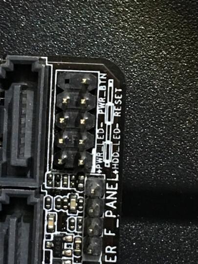 SAHARA 玻璃机箱 海盗系列机箱 撒哈拉DIY台式电脑游戏机箱 水冷风冷方案机箱 海盗P18机箱白+6把涡轮RGB风扇带控制器 晒单图