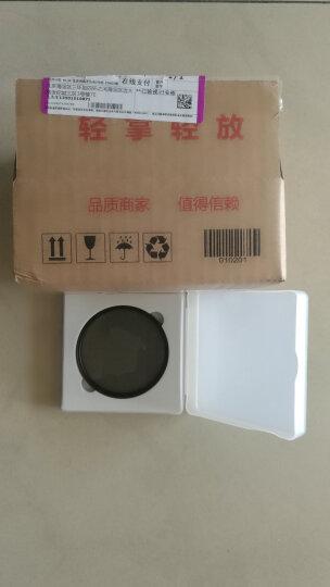 DIZA缔造者超薄圆形CPL偏振镜偏光镜滤镜49/52/55/58/67/77mm单反滤镜 82mm 晒单图