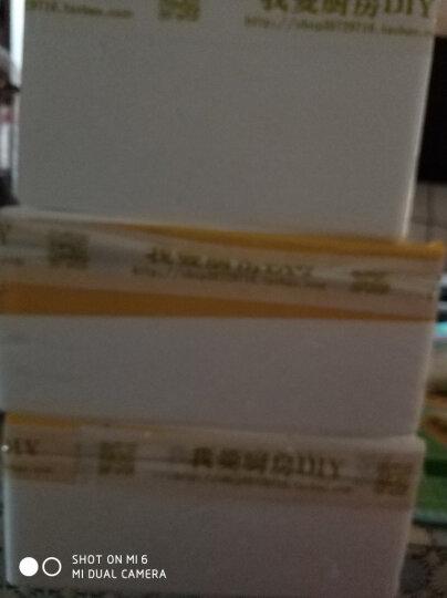【风行炼乳50g】家用蛋挞液炼奶奶茶店甜点蘸馒头面包甜奶酱烘焙原料 晒单图