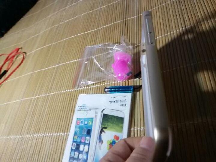 SENBOWE 金属边框后盖手机套保护壳 适用于vivo X3L/步步高vivoX3l 金属边框+PC后盖-苹果银 晒单图