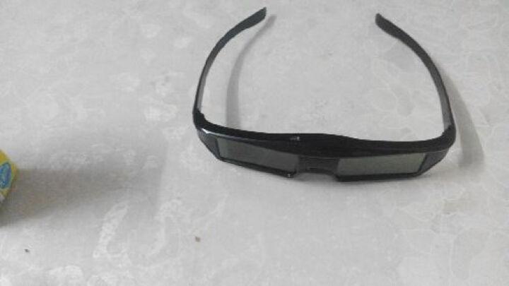 英维USB充电 主动快门式3D眼镜  蓝牙3D电视机立体眼镜 海信松下三星TCL 晒单图