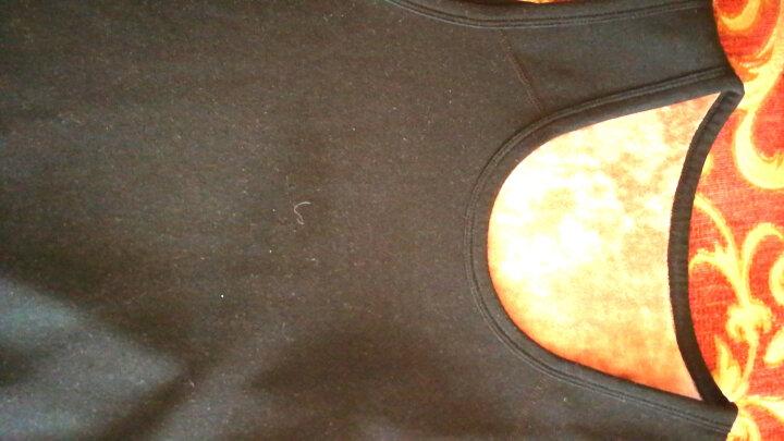 俞兆林YUZHAOLIN新款保暖背心男加绒加厚贴身打底圆领马甲秋冬款身紧身运动背心【满减】 土黄色 3XL 晒单图