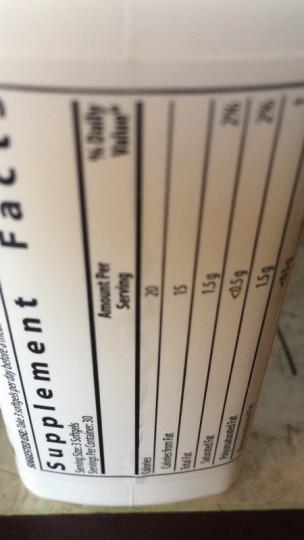 美国Amway安利鱼油 纽崔莱健康平衡鱼油深海鲑鱼油软胶囊调节血脂 降三高90粒 3瓶 晒单图