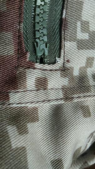 科乐士(Choreusy) 迷彩服套装 男士军迷服装军训服春季户外耐磨工作服 精致数码(送帽子、腰带) 175适合(120斤-140斤) 晒单图