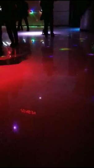 舞立方 舞台灯光LED6颗全彩迷你帕灯射灯 酒吧夜店婚庆酒店KTV演出效果灯背景染色灯 晒单图