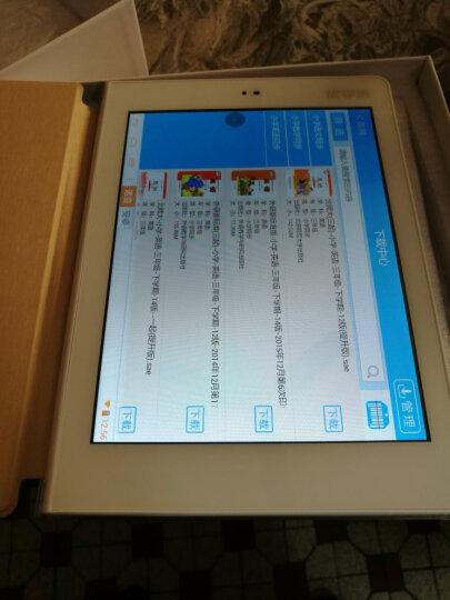 优学派U19 点读机32G学习机小学初高中同步学生平板电脑 标配+32G内存卡+电脑包 晒单图