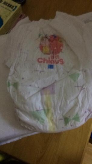雀氏(Chiaus) 雀氏拉拉裤婴儿尿不湿学步成长女男宝宝超薄透气薄快吸L/XL/XXL可选 XXL 92片 晒单图