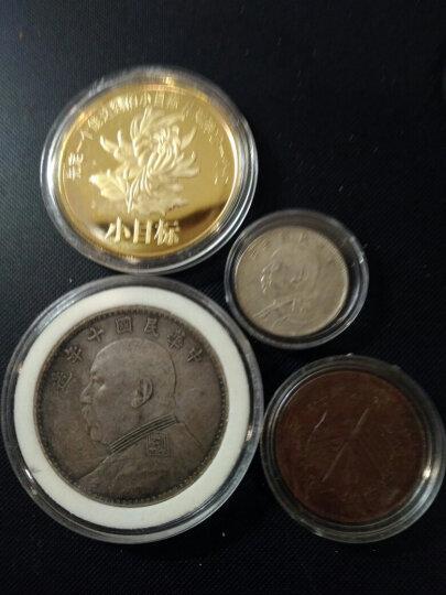 中藏天下 民国二十五年铜币  民国开国纪念币 中华民国开国纪念币 十文 裸币 晒单图