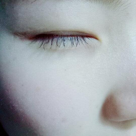 韩国得鲜the saem 3D薄细极细睫毛膏 黑色 棕色 持久 防水 棕色 晒单图