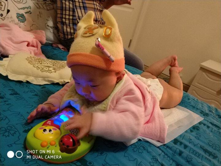 汇乐玩具(HUILE TOYS)手指启蒙学习琴 儿童多功能三字经故事机 电子琴 动物认知 927 晒单图