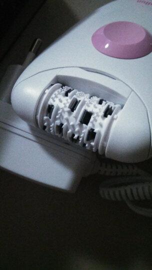 博朗(Braun) SE1170女士脱毛器 电动拔毛器  精密夹轮轻松脱毛 SE1170 晒单图
