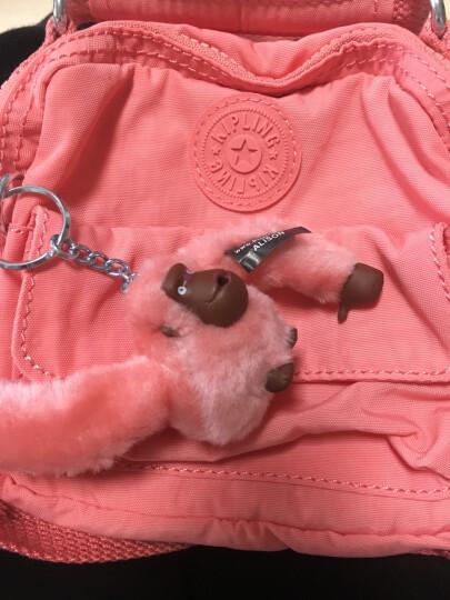 Kipling凯浦林迷你女包单肩包女双肩包女背包K08249 果粉色 晒单图