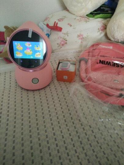 howareyou 好儿优/儿童智能机器人玩具-小白 幼儿益智早教学习陪伴远程视频看护 粉色32G版 晒单图