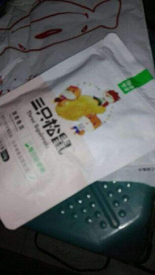 三只松鼠坚果炒货零食特产小吃蟹黄味蚕豆110g/袋 晒单图
