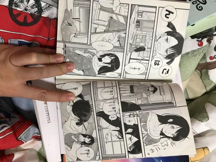 你的名字 01 日文原版 君の名は 01 日文小说漫画书 新海誠 角川书店 进口图书 晒单图