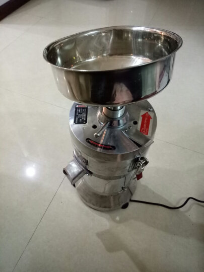 英润 豆浆机商用 豆浆机磨浆机商用现磨豆腐机豆腐脑豆花家用全自动渣分离免过滤 100型配置3 晒单图