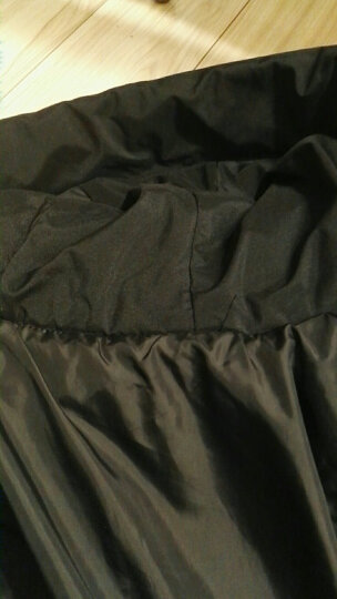 雪洲豹  羽绒服男中长款韩版连帽修身加厚青年时尚男士羽绒服新款 166-06绿色 XL(130-140斤) 晒单图
