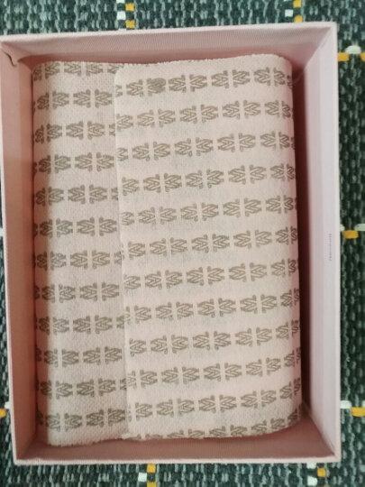 万里马(wanlima)2017春夏钱包中款长夹鸟语花香系列 水粉 晒单图