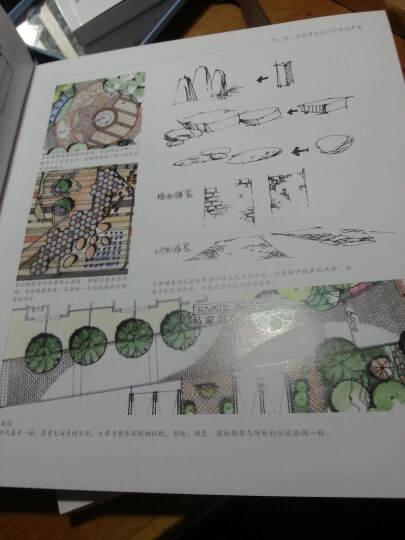 园林景观手绘表现:快题冲刺篇 晒单图