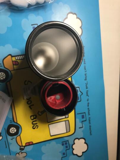 丹麦PO创意翻转便携不锈钢保温杯泡茶杯随手水杯带盖泡温杯王菲同款泡茶杯 象牙白带手绳(470ml) 晒单图