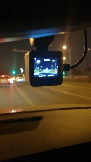 AutoBot触屏行车载记录仪广角夜视智能wifi小型迷你隐形高清行车记录仪器 触屏记录仪 触屏高清记录仪+双头车充+16G卡 晒单图