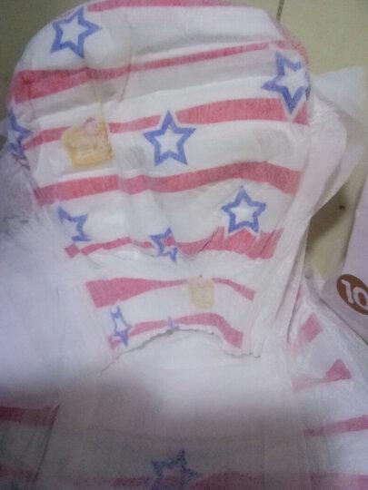 宜婴 酷炫魔法宝宝纸尿裤超薄新生婴儿简装尿不湿试用装 XL10片 晒单图