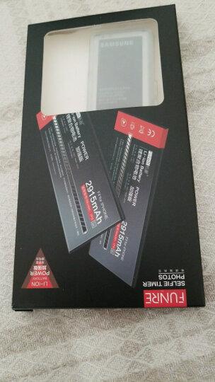 帆睿 三星note4电池note2/note3手机s3/s4/s5大容量i9300电池 三星Note4/N9100电池BBC 单块电池 晒单图