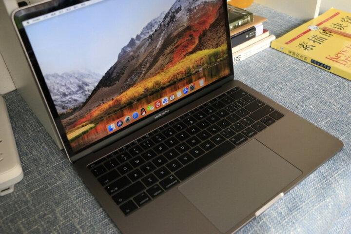 Apple MacBook Pro 13.3英寸笔记本电脑 深空灰色(2017款Core i5处理器/8GB内存/256GB硬盘 MPXT2CH/A) 晒单图