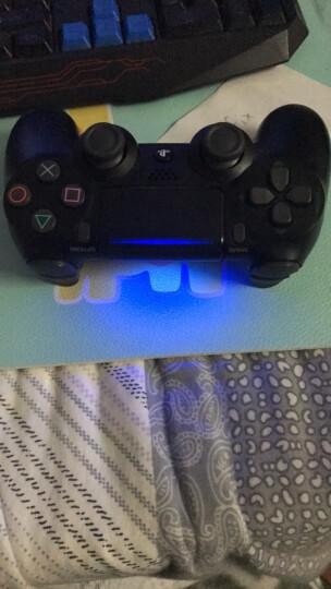 索尼(SONY)【PS4官方配件】PlayStation 4 游戏手柄(黑色)16版 晒单图