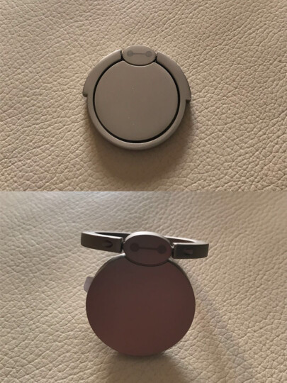 艾古 手机磁吸车载支架金属 多功能360度旋转汽车中控仪表台粘贴式通用导航支架 适用于苹果/华为三星 中国红-磁吸车载支架 晒单图