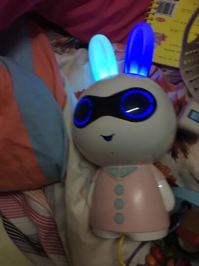 象博士 T2智能故事机早教机玩具机器人儿童学习机互动语音聊天陪伴智能陪护益智 T2粉红色(升级版) 晒单图