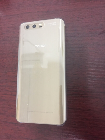 华为(HUAWEI) 荣耀9全网通4G手机  移动联通电信 双卡双待 幻夜黑 全网通4G版(6G+128G) 晒单图