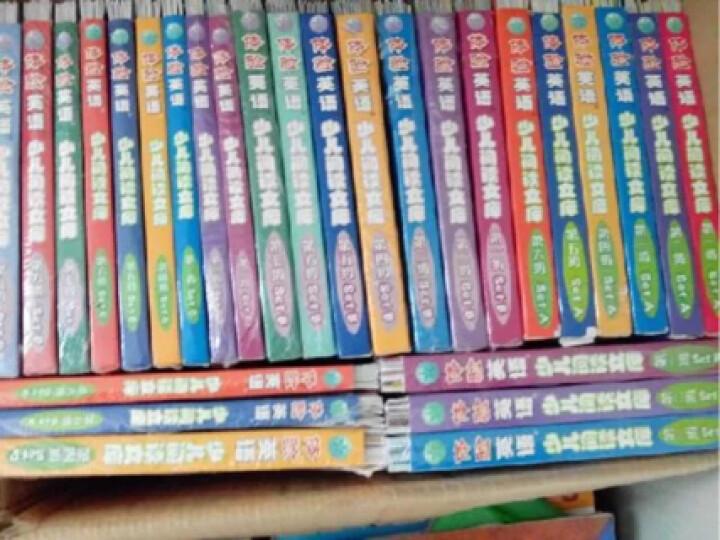 体验英语少儿阅读文库 setC 数学和认知(第1级)(适合6-8岁)(套装共6册+MP3) 晒单图