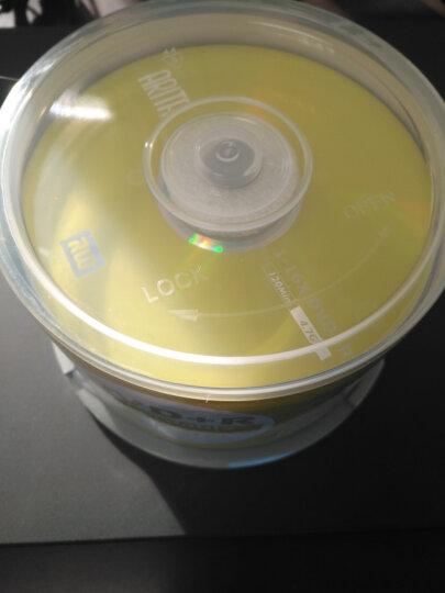 清华同方50片装 空白光盘 清华同方3寸CD 晒单图